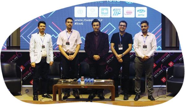 پنل تخصصی استارتاپ های موفق ششمین جشنواره فناوری اطلاعات کشور