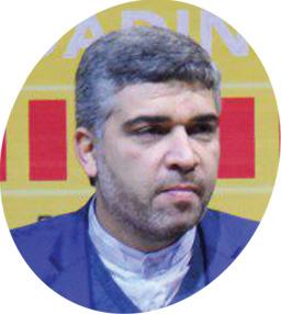 سخنران سومین جشنواره فناوری اطلاعات کشور